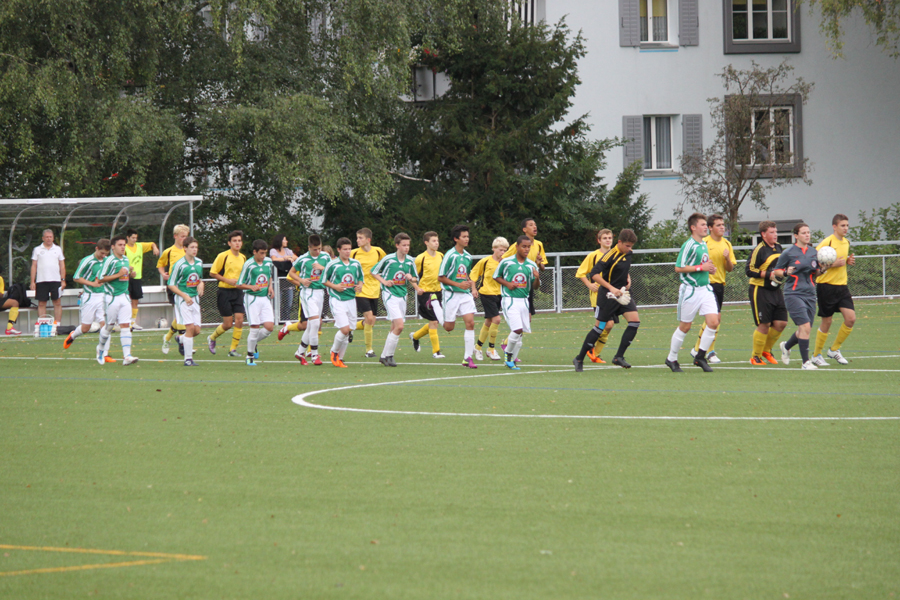FC Unterstrass - SVR Junioren B